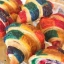 Hotel Cafe Royal introduces rainbow croissants