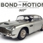 Bond in Motion at London Film Museum
